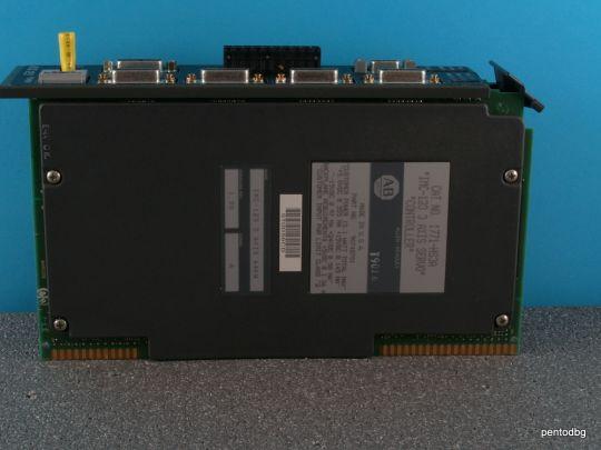 Allen-Bradley 1771-HS3A IMC-123 3 AXIS SERVO CONTROLLER