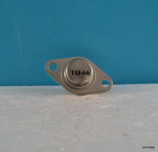 Транзистор 2N3767 NPN 4A 80V 10MHz 25W