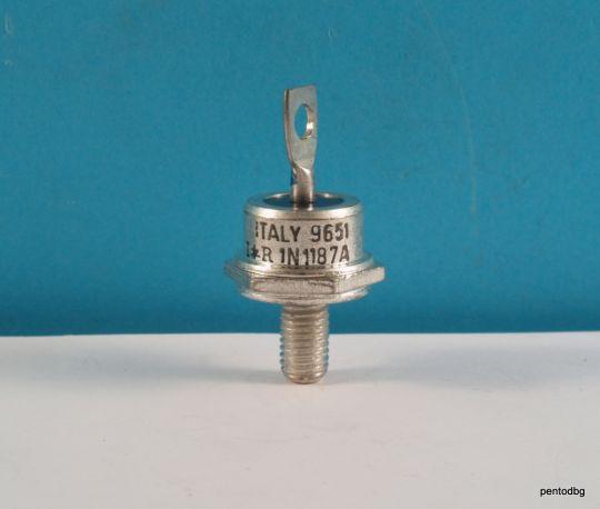 Диод 1N1187A  40A  300V
