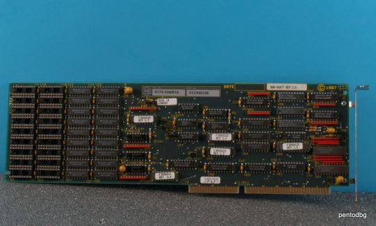 Allen-Bradley 6174-DMB10 MEMORY MODULE