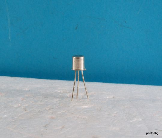 Транзистор BCY79 PNP 0.2A 45V 200MHz  1W