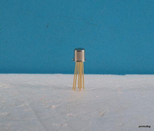 Транзистор BCY89 NPN 0.03A 40V 50MHz  0.15 W