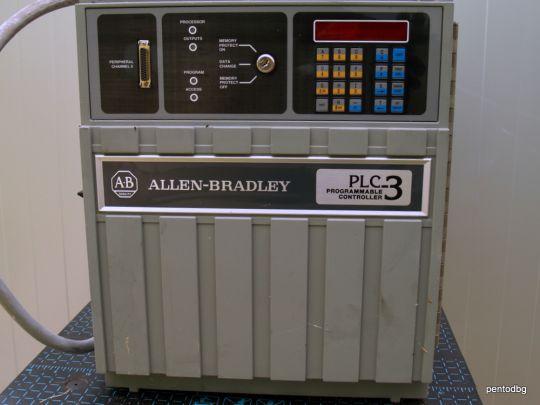 Allen-Bradley 1775-A1 MAIN CHASSIS