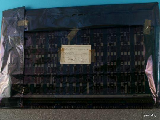 ПЛАТКА FANUC A16B-0160-0400 / 08Е