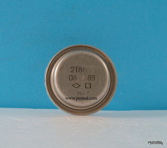 Транзистор  КТ908А NPN 10A 100V 30MHz 50W