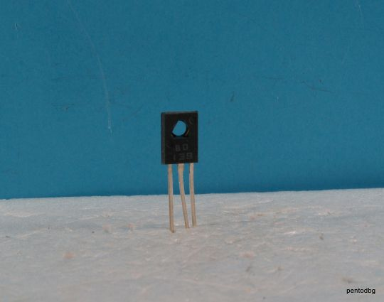 Транзистор 2Т9138В PNP 1A 60V 60MHz 8W