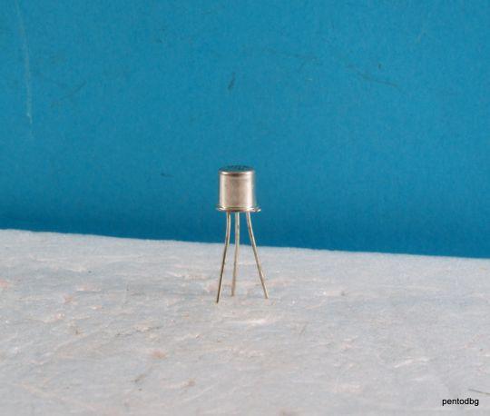 Транзистор  КП103Ж  PN 0.85-3.8mA 10V 12mW СССР