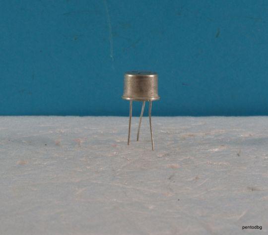 Германиев транзистор  ASY29 NPN 0.15W 0.2A 15V 10MHz