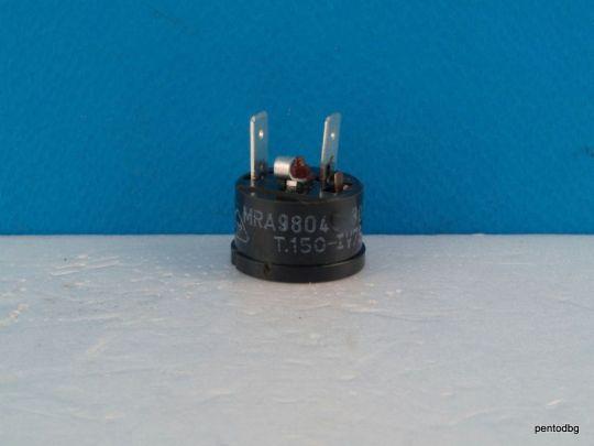 Термична защита Klixon  MRA 98045-3006 Texas instruments