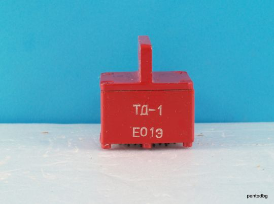 Термодатчик ТД-1 за противопожарна система СССР