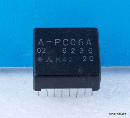 Хибридна интегрална схема A-PC06A /A-PC06 APC06 /  MATSUSHITA