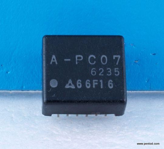 Хибридна интегрална схема A-PC07 /A-PC07 APC07 /  MATSUSHITA