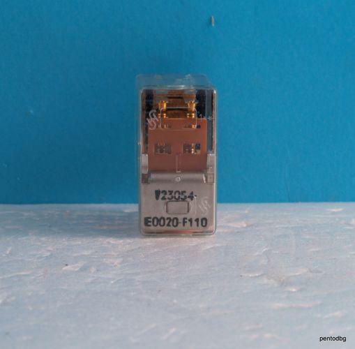 Реле V23054-E0020-F110 бобина 24VDC 250V 5A Siemens