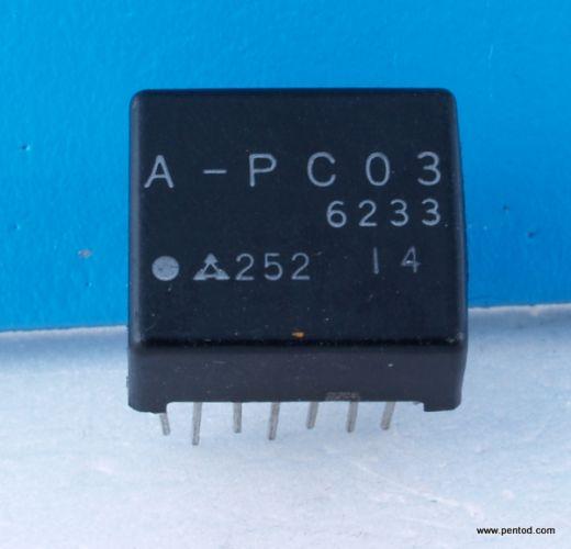 Хибридна интегрална схема A-PC03 /A-PC03 , APC03 /  MATSUSHITA