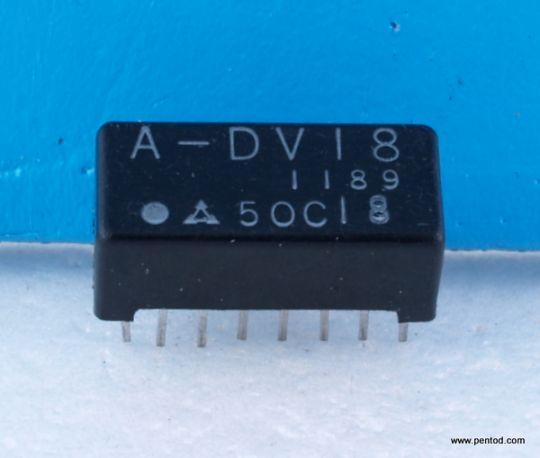 Хибридна интегрална схема A-DV18