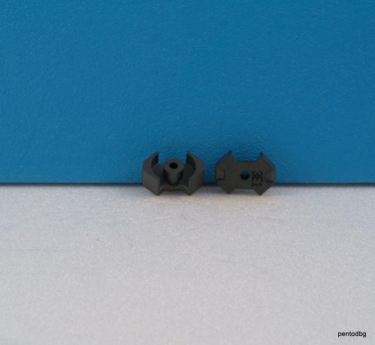 Ферит чашковиден топфкерн 15x10mm  RM5-3E1-X  AL3150 Philips