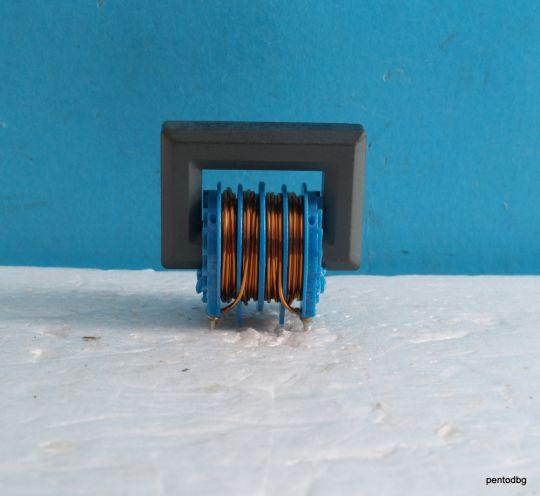 Дросел двоен линеен  филтър   6.8mH 3.2A 85ohms Epcos/TDK