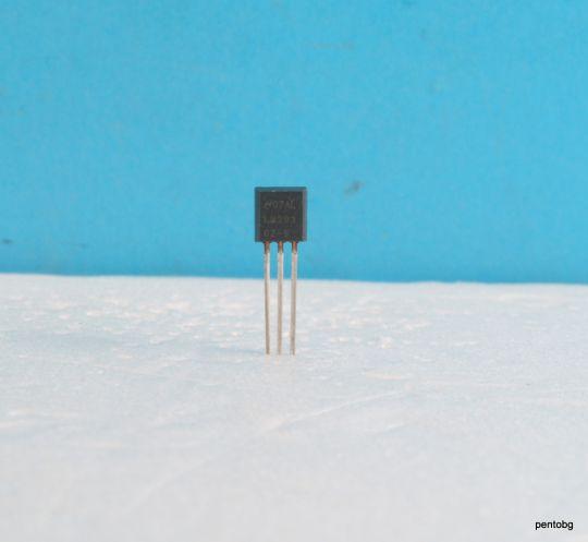 ИС стабилизатор на напрежение  LM2950CZ-5.0   5V ±0.5% 0.1A TO-92