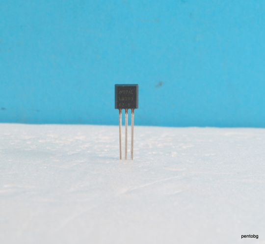 Регулируем стабилизатор на напрежение  KA431AZTA  2,5V-36V ±1% 0.1A TO-92