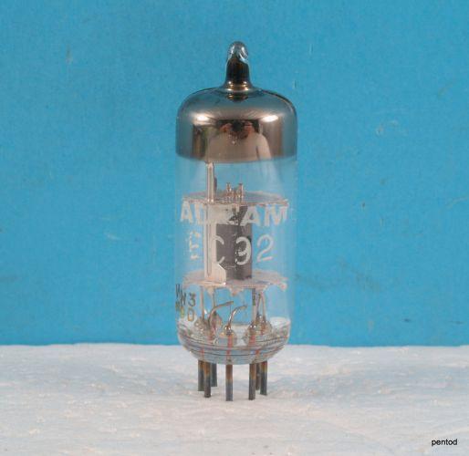 Радиолампа   EC92  / 6AB4 /  триод ADZAM