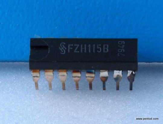 FZH 115B Индустриална Серия ТТЛ Siemens