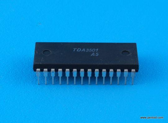 TDA3501 ИС за видeо управление