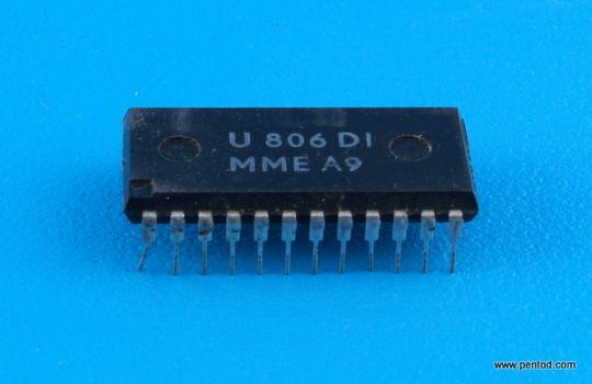 U806D1 IR-приемник за дистанционно управление на радио и телeвизионни приемници