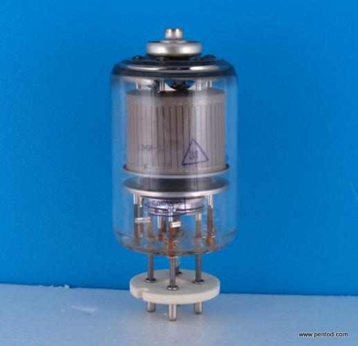 Импулсен модулаторен тетрод ГМИ-83В