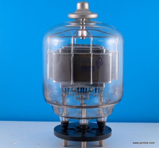 Радиолампа генереторен тетрод ГМИ-90 / ГМИ90/ СССР