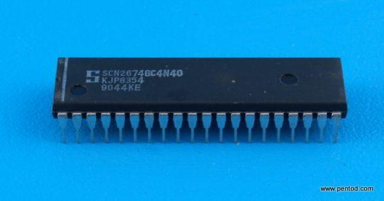 SCN2674BC4N40 Видео графичен  контролер