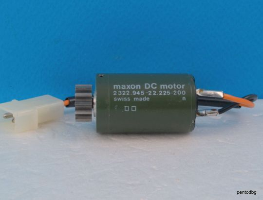 Постоянно токов електродвигател  Maxon  motor 2322.945 22.225-200 Швейцарски