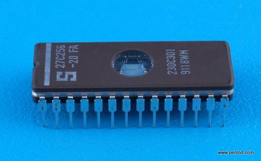 27C256-20FA Singetics