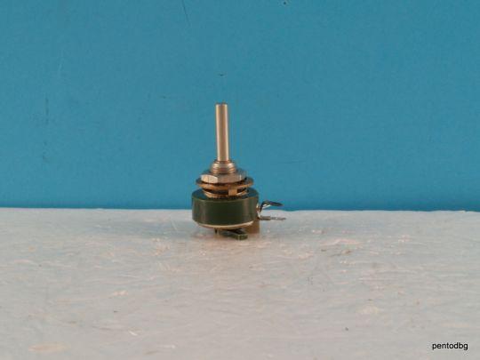 1W  3,3 KΩ   10%  ППБ-1А  керамичен жичен потенциометър