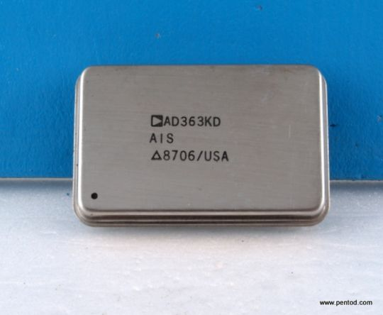 Интегрална схема  AD363KD  AIS Analog devices USA