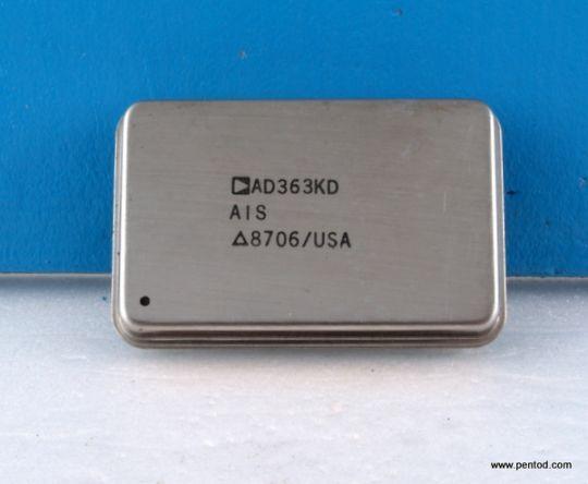 Интегрална схема  AD363KD  AIS Analog devices USA