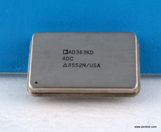 AD363KD ADC