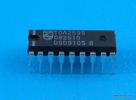 TDA2595 Специализирана TV ИС  Philips