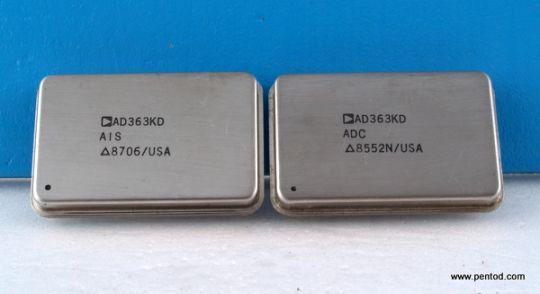 AD363KD ADC+AIS