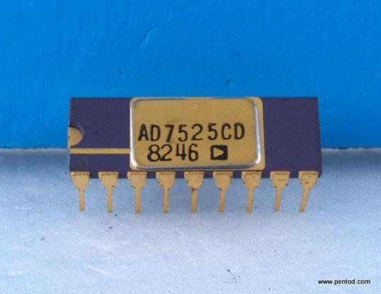 AD7525CD Цифрово контролиран потенциометър