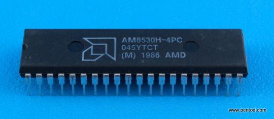 AM8530H-4PC Сериен контролер
