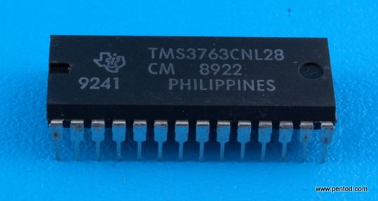 TMS3763CNL28 IC by Texas Instruments