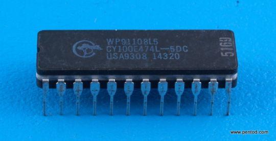 CY100E474L-5DC