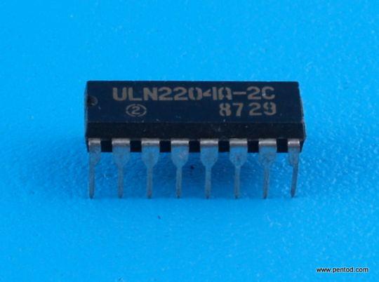 ULN2204-2C AM/FM радио система