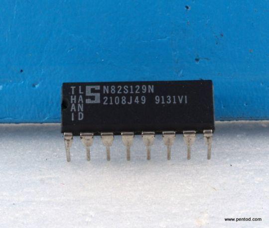 N82S129N 1K Bit TTL Bipolar PROM