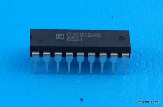 CIC9192E Периферни ИС за микропроцесори и компютри