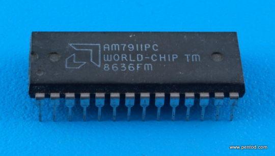 AM7911PC FSK Modem