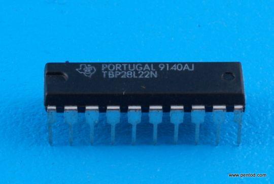 TBP28L22N Програмируема памет