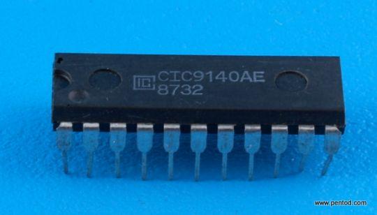 CIC9140AE Периферни ИС за микропроцесори и компютри