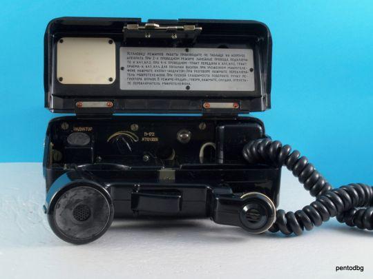 Телефонен апарат  П-172 оригинален нов СССР