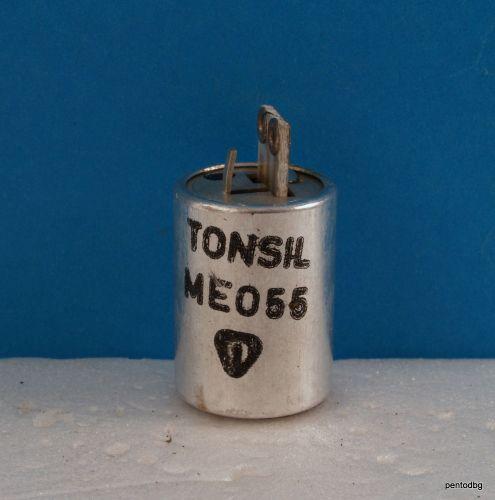 Електретен микрофон   ME055 tonsil Unitra
